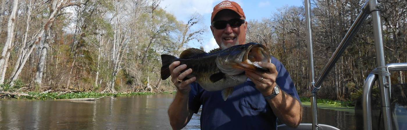 Slick Charter's, Ocala & Ocklawaha Fishing Guide